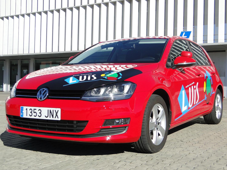 VW Golf Rojo_6